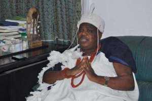 Bloody land dispute: My life in danger, Ekiti monarch sends SOS to IG of Police